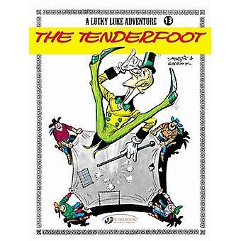 Tenderfoot, The (Lucky Luke Adventure)