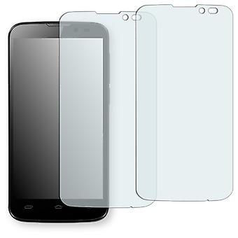 Mobistel Cynus T6 display protector - Golebo crystal clear protection film