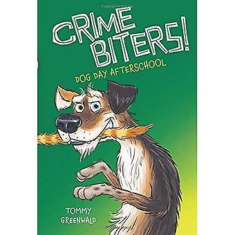 Dog Day After School (Crimebiters #3) (Crimebiters)
