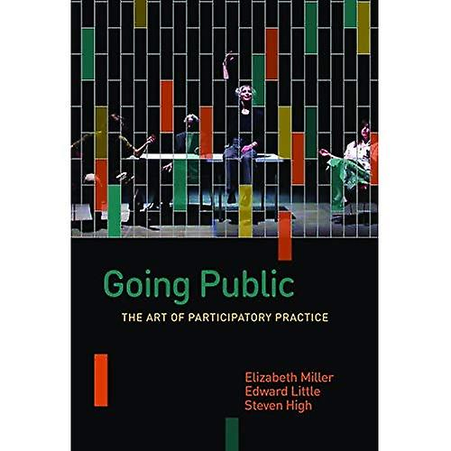 Going Public: The Art of Participatory Practice (Shared: Oral and Public History)