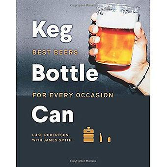 Keg Bottle Can: Best Beers� for Every Occasion
