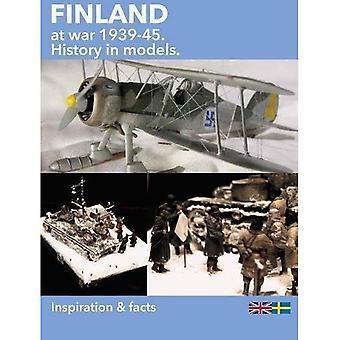 Finland at War, 1939-45 vol 1: geschiedenis in modellen: 1