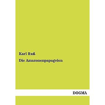 Amazonenpapageien door Ru & Karl sterven