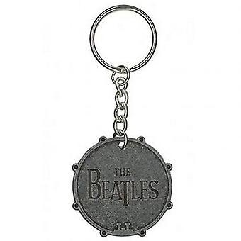 Die Beatles Schlüsselanhänger Bassdrum