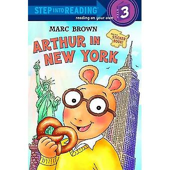 Arthur in New York by Marc Brown - 9780375829765 Book