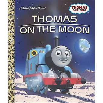Thomas on the Moon (Thomas & Friends) by Golden Books - 9780399558535