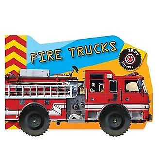 Zippy Wheels - Fire Trucks by Small World Creations Ltd - 978076416827