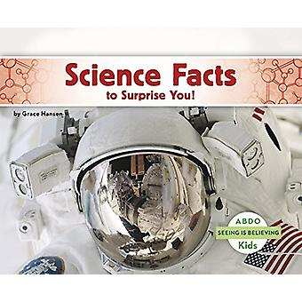 Science Facts to Surprise You! by Grace Hansen - 9781496613196 Book