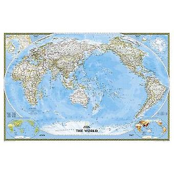 The World by National Geographic Maps - 9781597751148 Book