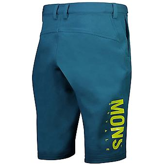Mons Royale Oily Blue Momentum MTB Shorts