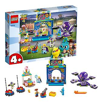 LEGO Toy Story 4 Buzz and Woody's Carnival Mania with Buzz Lightyear and Woody Minifigures - 10770