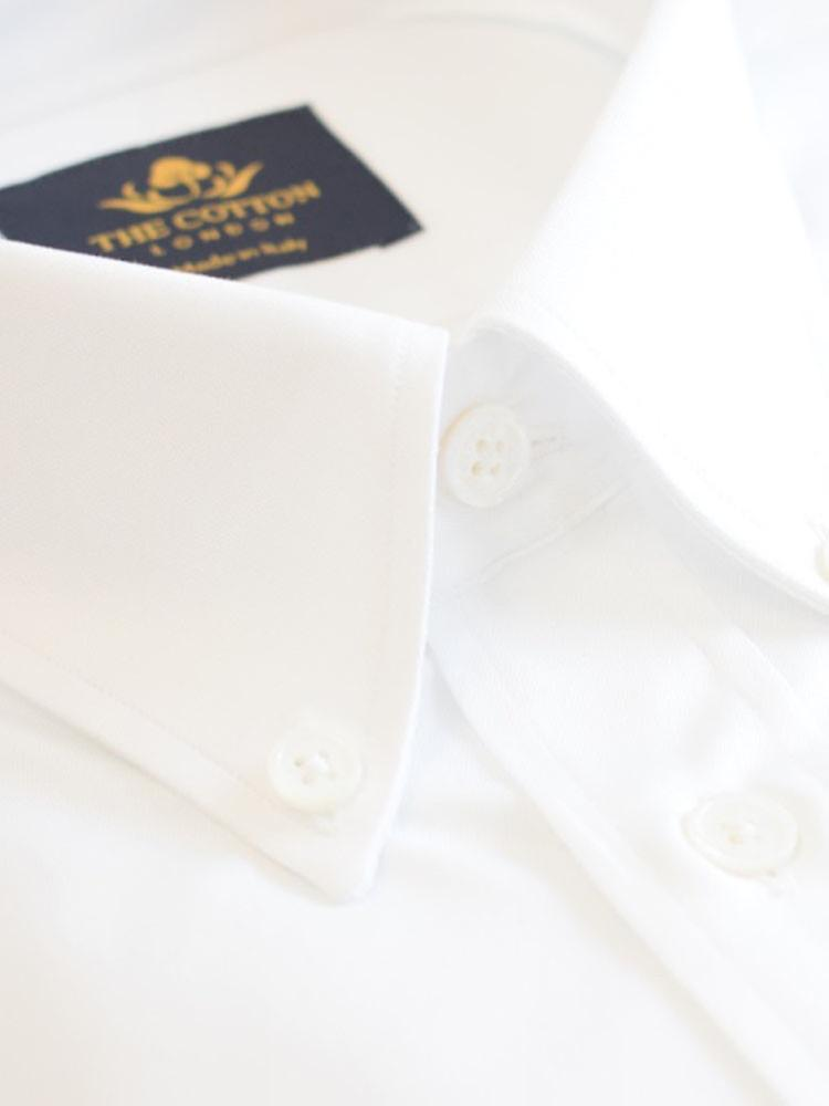 Thomas mason cambridge white shirt