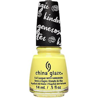 China Glaze Nail Polish Collection - Kill 'Em With Kindness (83986) 14ml