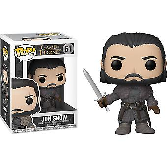 Game of Thrones Jon Snow (Beyond the Wall) Pop! Vinyl