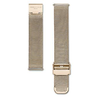 Mujer Acero inoxidable Complementos ROSEFIELD MERCER STRAPS MGS-S121