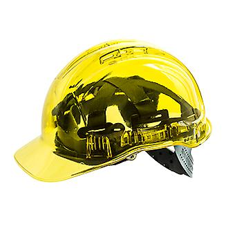 Portwest peak view hard hat vented pv50