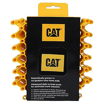 CAT Workwear Mens Redbacks Washable Pocket Knee Pads