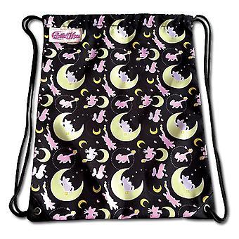 String Backpack - Sailor Moon - New Diana Cinch Sling Bag Licensed ge11935