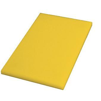 Mälli polyeteeni Propesional keltainen taulukko 40 X 30 X 2