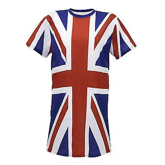 Union Jack wear Union Jack Damen Nachthemd / Nachthemd