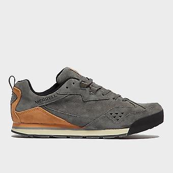 Nye Merrell menn ' s brent rock tura denim lave sko grå