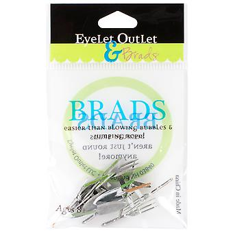 Broderie anglaise prise forme Brads jardin outils Qbrd 59