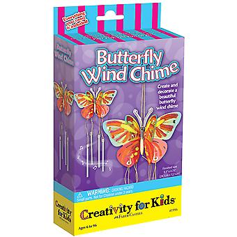 Creativity For Kids Activity Kits Butterfly Windchime Makes 1 Ck 1996