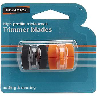 Triple Track High Profile Replacement Blades Straight & Scoring 2 Pkg I1555