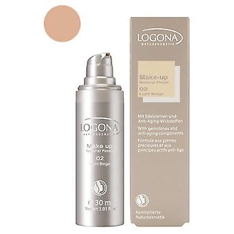 Logona Natural Finish Makeup (Damen , Make-Up , Gesicht , Make-Up Primer)