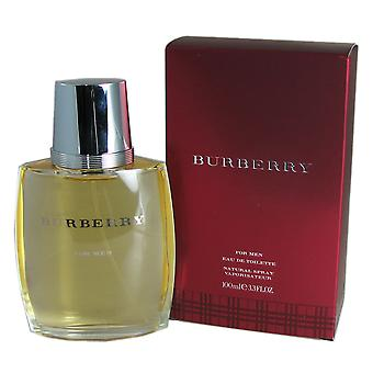 Burberry klassisk for mænd 3,3 oz EDT Spray