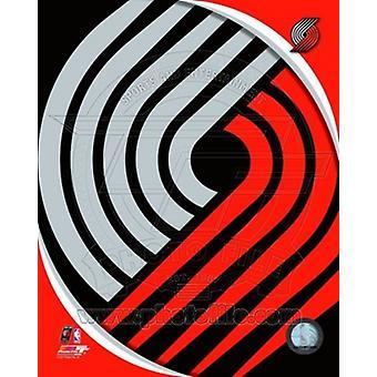 Portland Trail Blazers teamfoto Logo sport