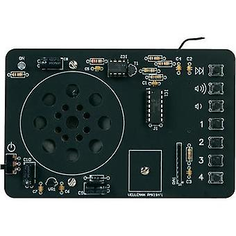 FM radio Assembly kit Velleman 9 Vdc