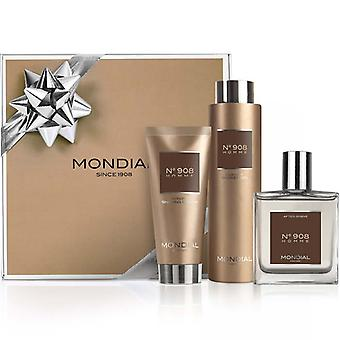 Mondial Nº908-V Luxury Mens Gift Pack
