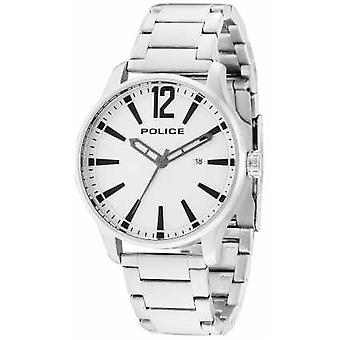 Police Mens Dallas Stainless Steel Billet 14764JS/04M Watch