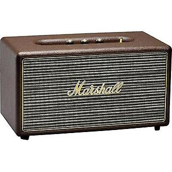 Bluetooth speaker Marshall Stanmore BT Brown Aux