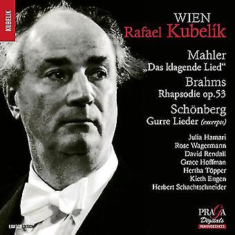 Mahler, G. / Hamari, Julia / Kubelmk, Rafael - Das Klagende Lied [SACD] USA import