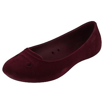 Ladies Crocs Mccall Winter Slip On Shoes