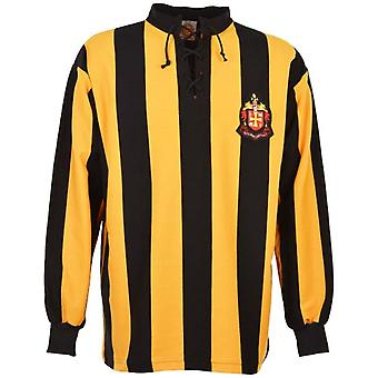 Wolves 1908 FA Cup Final Retro Football Shirt