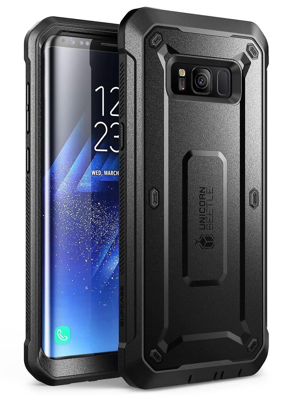 Samsung Galaxy S8 Plus Case, SUPCASE,Unicorn Beetle Pro,  Full-body Rugged Holster Case for Samsung Galaxy S8 Plus case