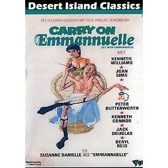 Carry on Emmannuelle (1978) [DVD] USA import