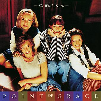Point of Grace - hele sandheden [CD] USA import