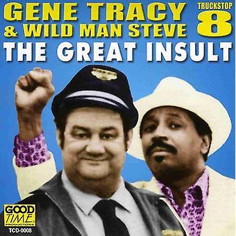 Gen Tracy & Wildman - stor fornærmelse [CD] USA import