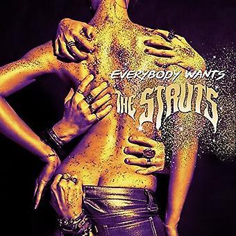 Puntoni - Everybody Wants importazione [Vinyl] Stati Uniti d'America