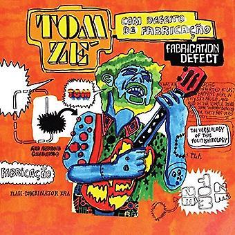 Tom Ze - fabrikation defekt [Vinyl] USA import