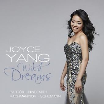Rachmaninov/Yang, Joyce - importación de Estados Unidos sueños salvajes [CD]