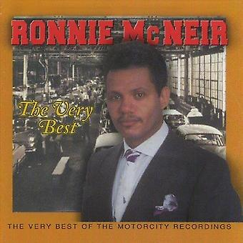 Ronnie McNeir - Very Best [CD] USA import