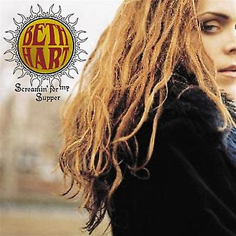 Beth Hart - Screamin' for My Supper [CD] USA import