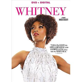 Whitney (Lifetime) [DVD] USA import