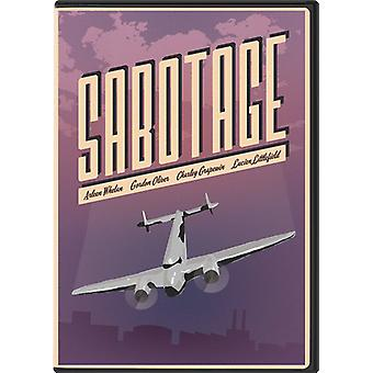 Sabotage [DVD] USA import