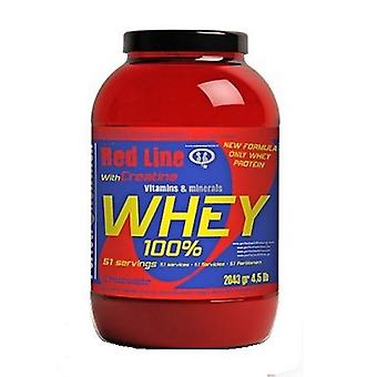 Perfect Nutrition Red Line 100% Whey Protein Chocolate